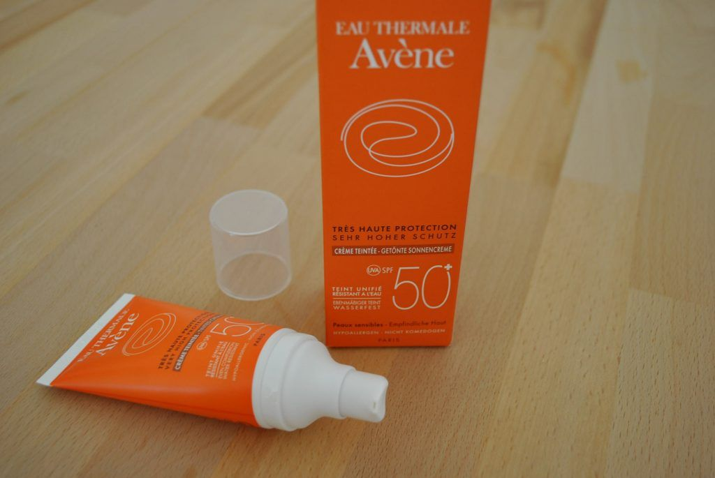 Sonnencreme Avene1