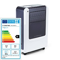Trotec PAC 3500X Klimagerät Test