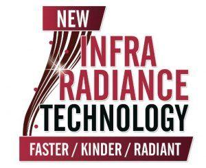 Vidal Sassoon Infra Radiance Technology Straightener VSST2980E