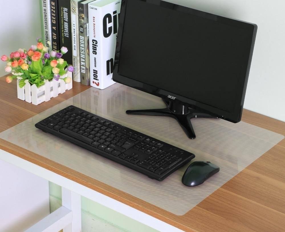 Yahee Schreibtischunterlage Transparent...