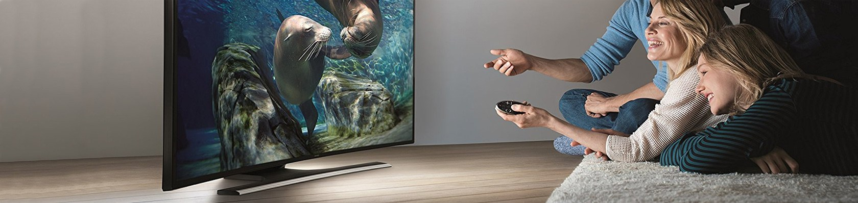 Curved TVs im Test auf ExpertenTesten.de