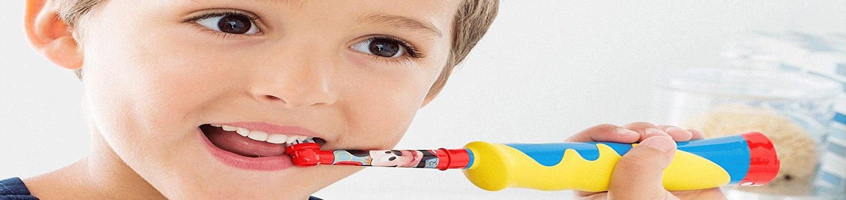 elektrischen Kinderzahnbürsten im Test auf ExpertenTesten.de
