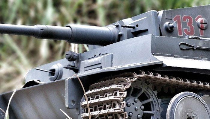 ferngesteuerten Panzer im Test auf ExpertenTesten.de