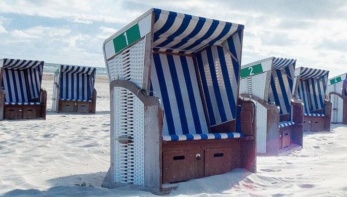 Strandkörbe im Test auf ExpertenTesten.de