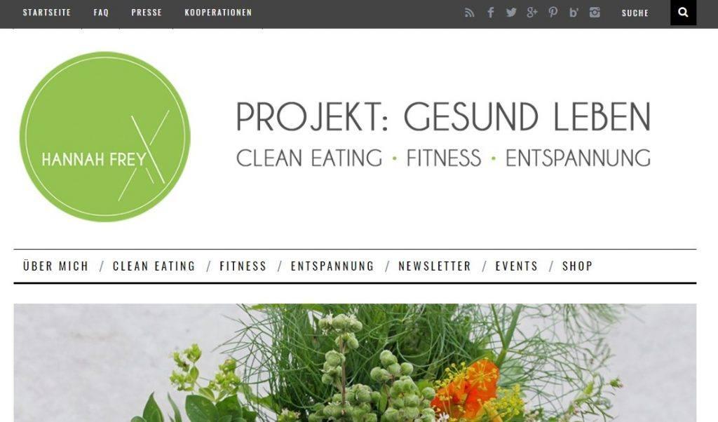 projekt-gesund-leben.de blogger Bestenliste