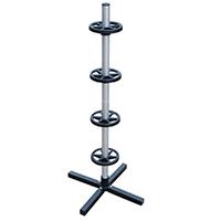 TecTake Alu Felgenbaum bis 295 mm Reifenbreite mit felgenschonender Auflagefläche
