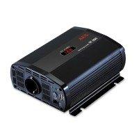 AEG 97115 Spannungswandler ST 500 Watt, 12 Volt auf 230 Volt, mit LCD-Display, USB Ladebuchse, Fernsteuerungsmodul und Batteriewächterfunktion