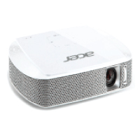 Acer C205 LED-Projektor im Vergleich