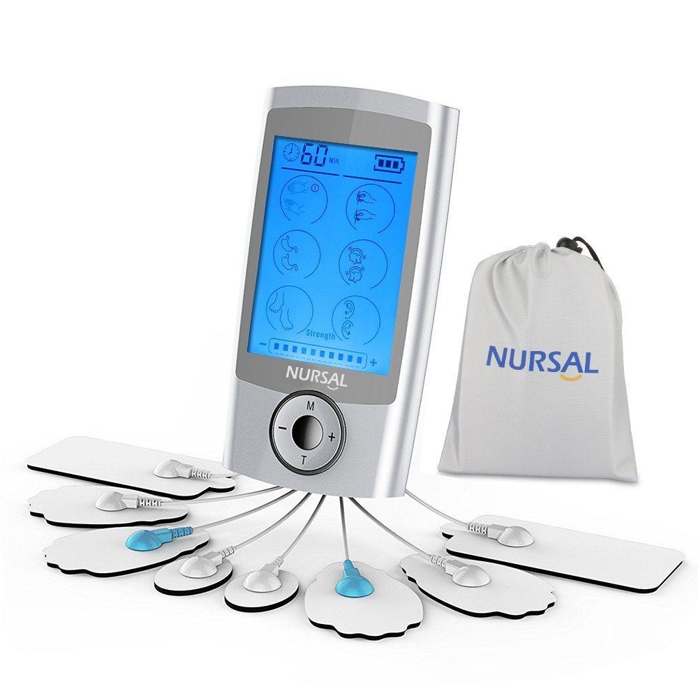Aufladbares Massagegerät Zur Schmerzlinderung Nursal
