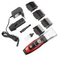 Elektrischer-Profi-Haarschneider-By-Ceramics-mit-4-Aufsätzen-Haarschneidemaschine