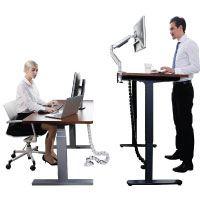 Flexispot E2S Höhenverstellbarer Schreibtisch Elektrisch höhenverstellbares Tischgestell