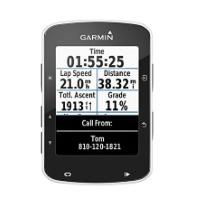 Garmin Edge 520 GPS-Fahrradcomputer - 2,3'' Display, Performance-/Trainingsanalyse, Strava Live Segmente