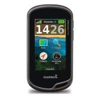 Garmin Oregon 650 GPS-Handgerät (inkl.robustem 7,6 cm (3 Zoll) Touchscreen, 8 MP-Kamera, Datentransfer via ANT+ und Bluetooth und Akkulaufzeit bis zu 16 Stunden)