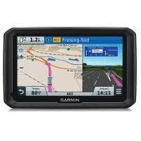 Garmin dezl 770LMT-D LKW Navigationsgerät (lebenslange Kartenupdates, DAB+, LKW-spezifisches Routing, 17,8cm (7 Zoll) Touch-Glasdisplay)