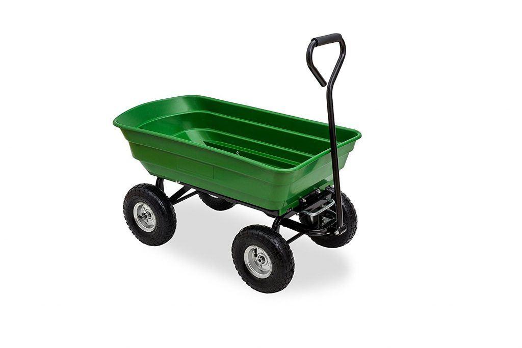 Gartenwagen Mit Kippfunktion