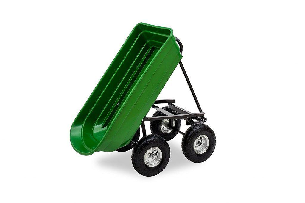 Gartenwagen Mit Kippfunktion.