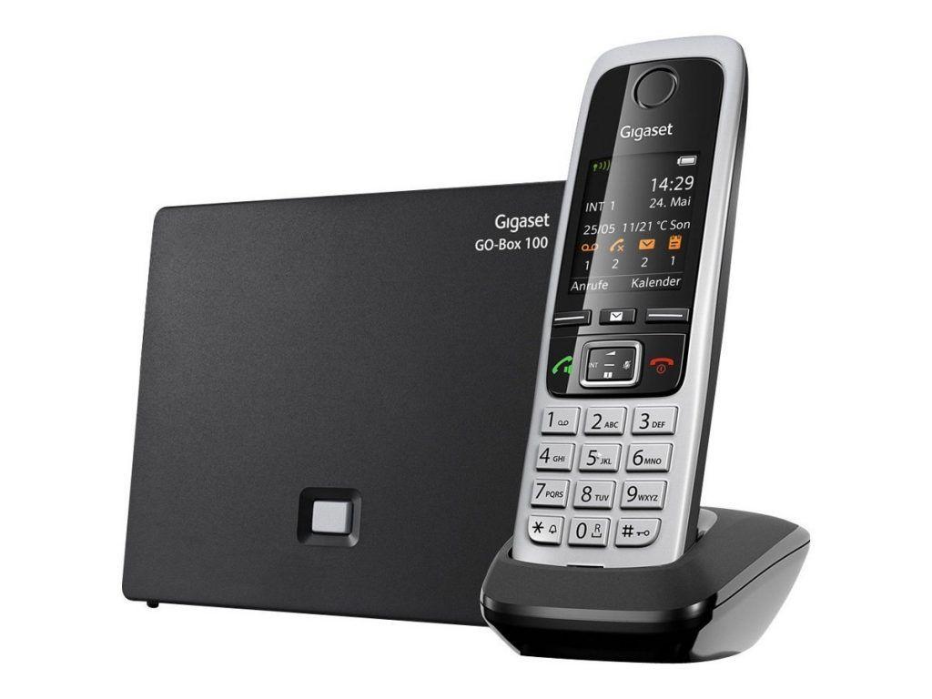 Gigaset C430A Duo Telefon 1 1