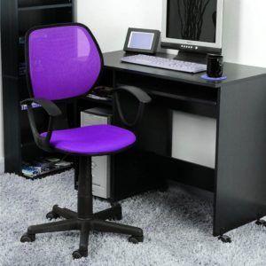 Der GreenForest Schreibtischstuhl Kinder im Büro.