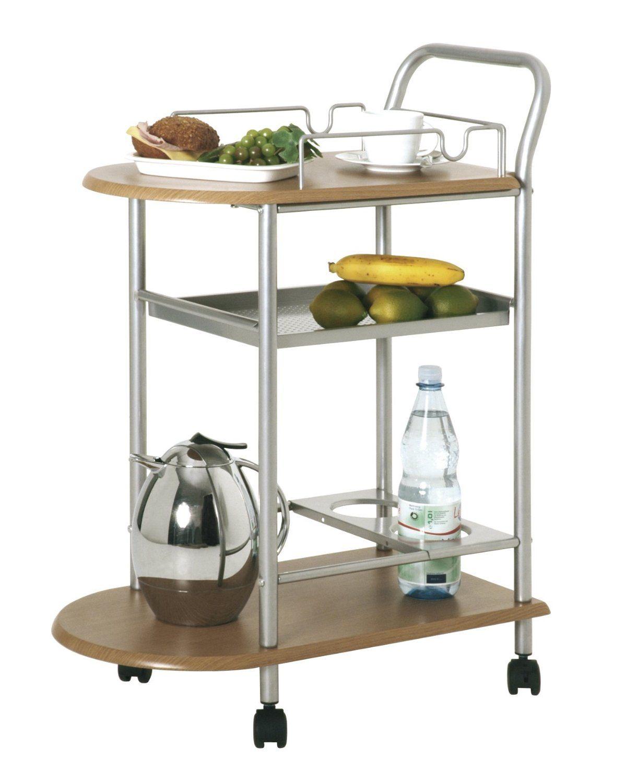 HAKU Möbel 40027 Küchenwagen