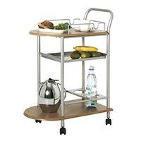 Haku-Möbel Küchenwagen  im Test