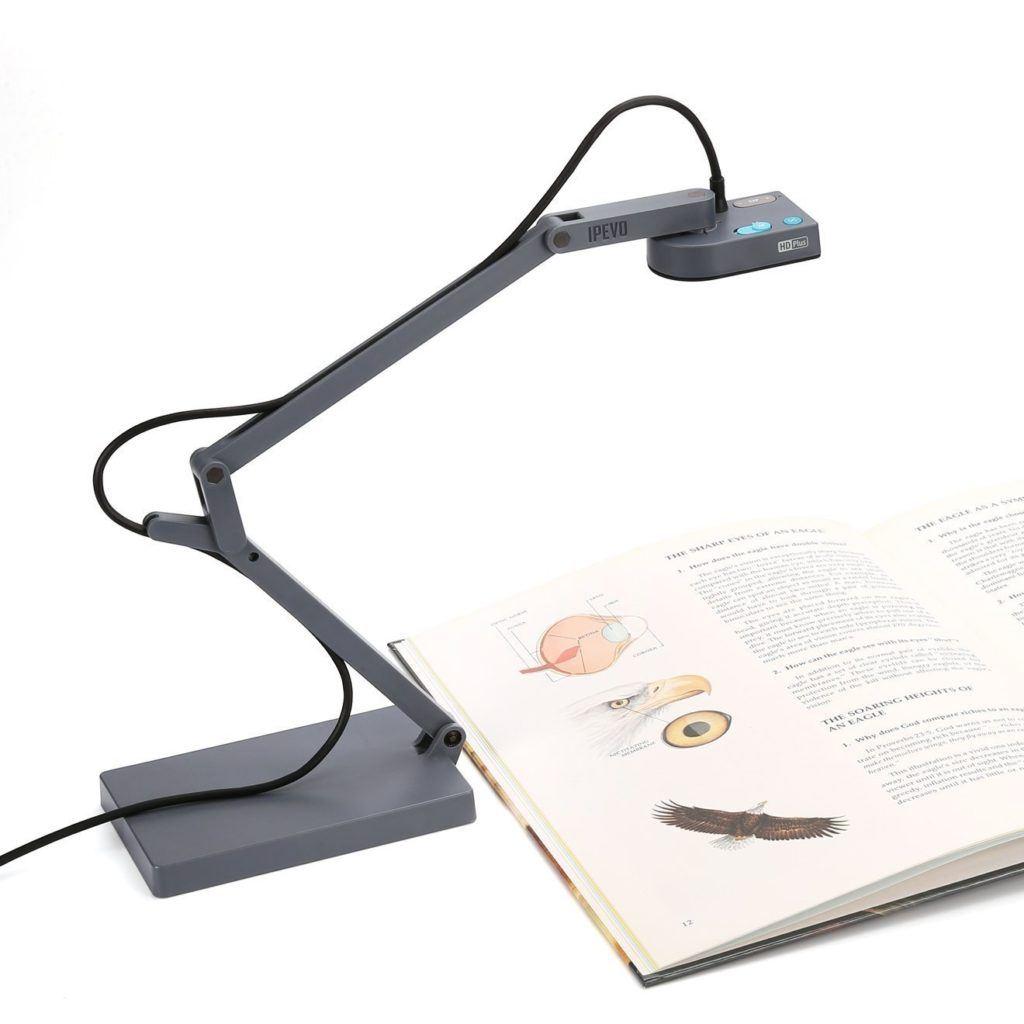IPEVO Ziggi HD Plus USB Dokumentenkamera