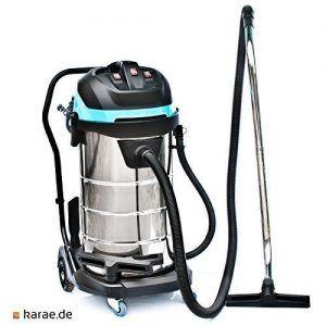 Industriestaubsauger 100 Liter Edelstahl