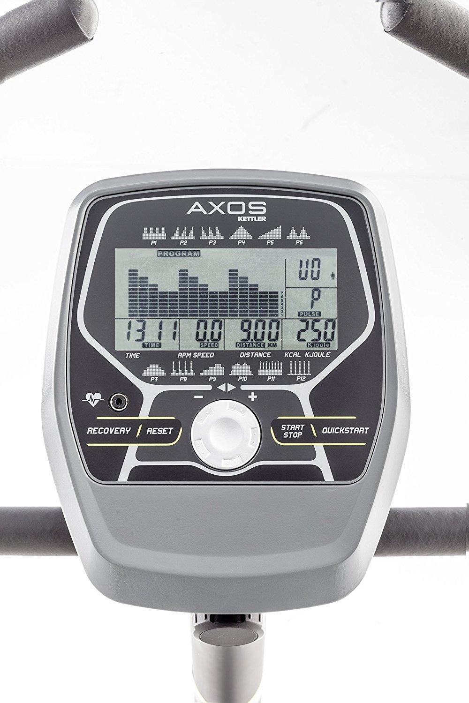 Darstellung eines Bedienelementes eines Kettler Ellipsentrainer AXOS