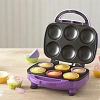 Lakeland Elektrisches Cupcake-Backgerät, für 6 Cupcakes,(in nur 9-10 Minuten!)