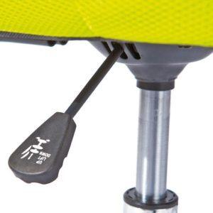 Der Links 99803154 Schreibtischstuhl für Kinder höhenverstellbar ist auch für Kinder gut einstellbar.
