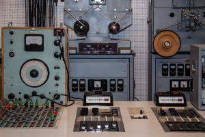 Musik-Studio-Alte