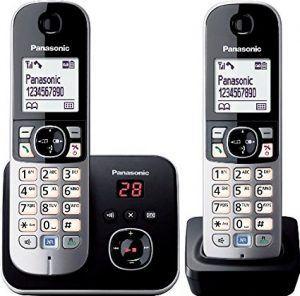 Schnurlostelefon von Panasonic KX-TG6822GB DECT im Test und Vergleich bei Expertentesten