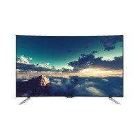 Panasonic Viera TX-55CRW434 140 cm (55 Zoll) Curved Fernseher (Ultra HD, Triple Tuner, 3D) [Energieklasse A]