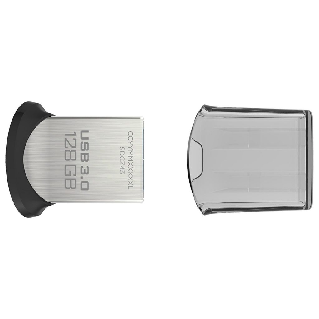 SanDisk Ultra Fit USB Flash Laufwerk USB...
