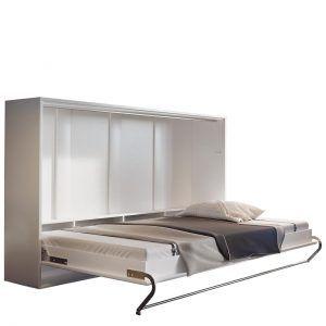 Schrankbett Concept Pro II Horizontal, Wandklappbett inkl. Lattenrost, Bettschrank, Wandbett, Schrank mit integriertem Klappbett, Funktionsbett, Farbauswahl