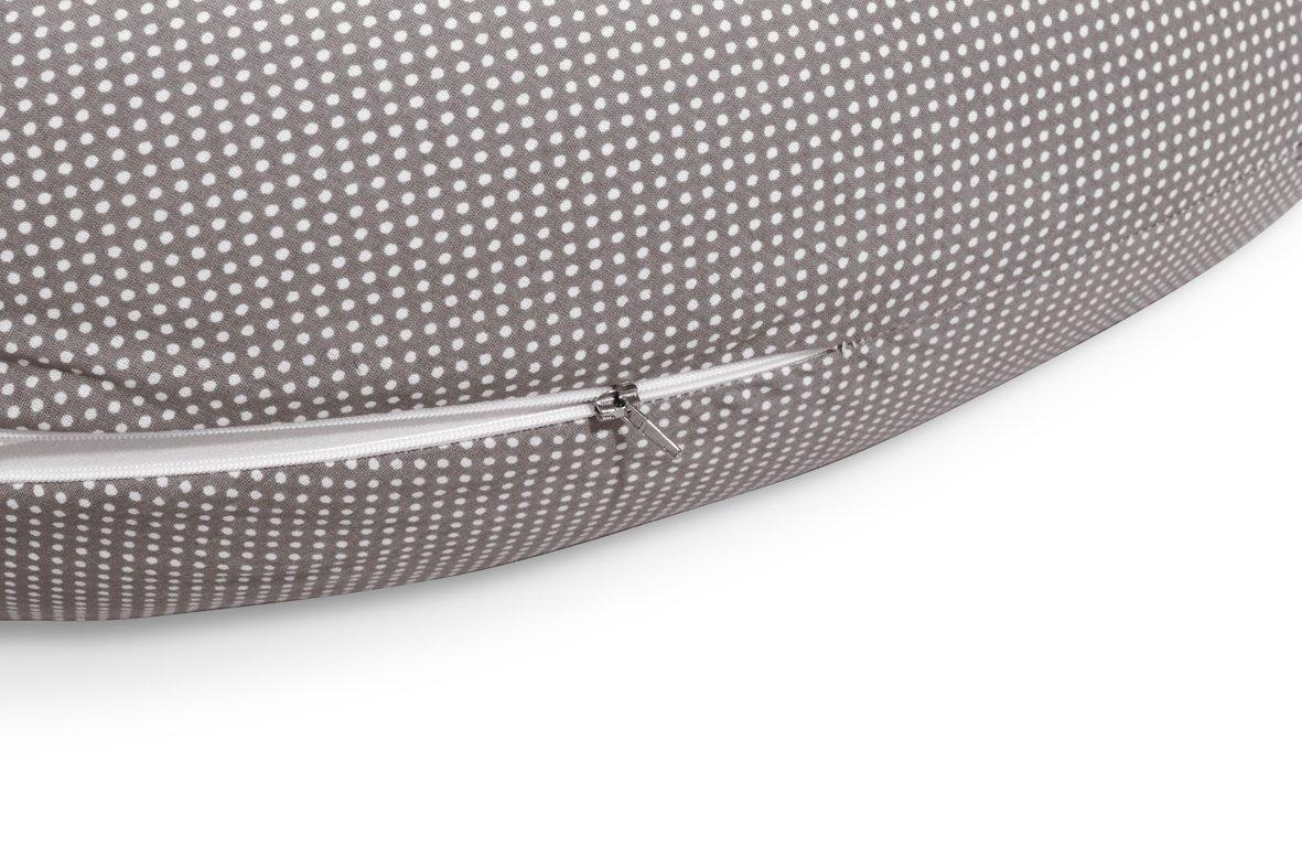 Sei Design® Stillkissen Schwangerschaftskissen 170x30cm Reissverschluss