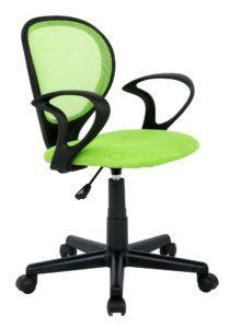 Der SixBros. Bürostuhl Drehstuhl Schreibtischstuhl Grün ist unkompliziert in der Montage.
