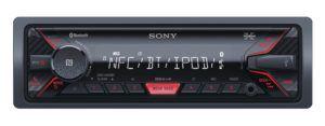 Der Sony DSX-A400BT Mechaless Autoradio belegt den 9. Platz.