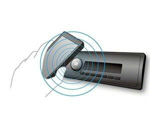 Der Sony MEX-N4100BT Autoradio hat einen USB-Anschluss.