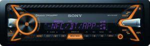 Die Inbetrietriebnahme des Sony MEX-N5100BT Autoradio ist sehr einfach.