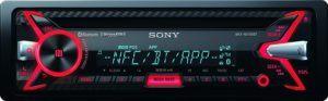 Der Sony MEX-N5100BT Autoradio hat ein externes Mikrofon.