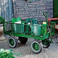 Gärtner Pötschke Gartenwagen  im Test