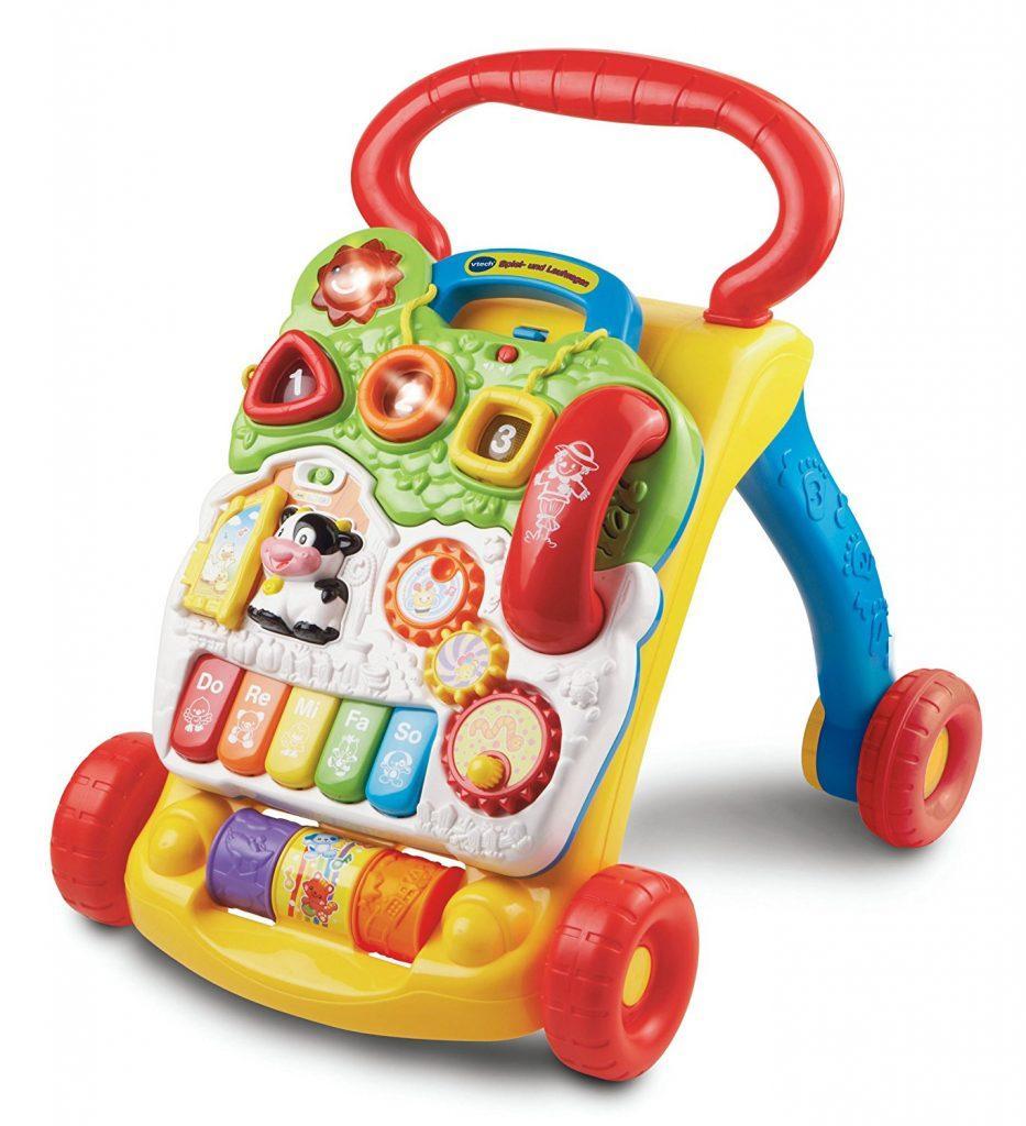 Vtech Baby 80 077074 Spiel Und Laufwagen Special Edition