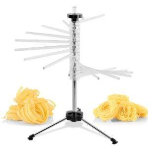 bremermann® Nudeltrockner – Nudelständer für selbstgemacht Pasta, faltbar