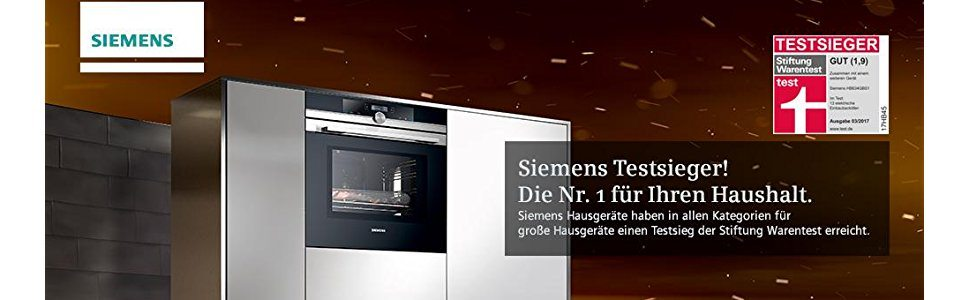 der siemens hb634gbs1 iq700 einbau backofen im vergleich. Black Bedroom Furniture Sets. Home Design Ideas