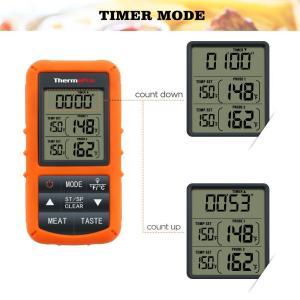 thermopro tp20 digital bbq funk thermometer wireless mit 2 temperaturf hlern im vergleich. Black Bedroom Furniture Sets. Home Design Ideas