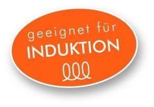 Spargeltopf von Rohe Germany geeignet für Induktion Aufkleber