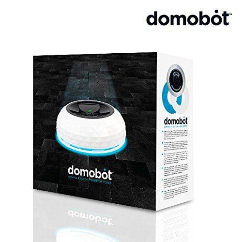 Domobot-Nasswischroboter im Test mit Verpackung