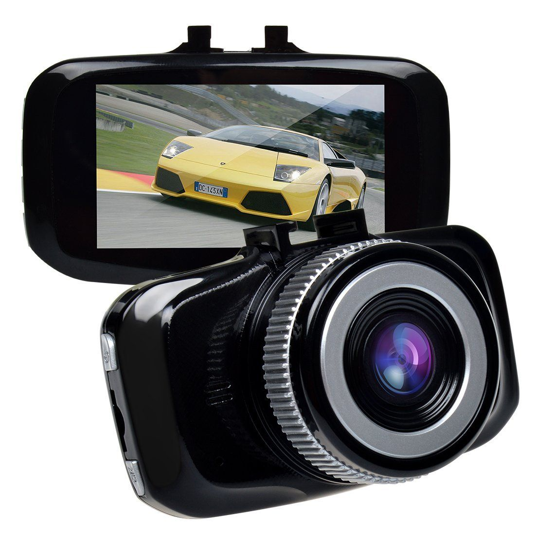 die toguard full hd 1080p 2 7 zoll lcd dashcam. Black Bedroom Furniture Sets. Home Design Ideas