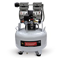 850W Flüster - Kompressor