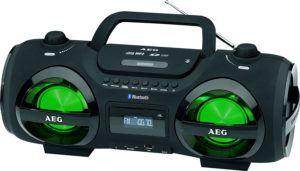 Der AEG SR 4359 BT Bluetooth Stereoradio im Vergleich.